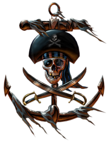 Pirate-Ancre